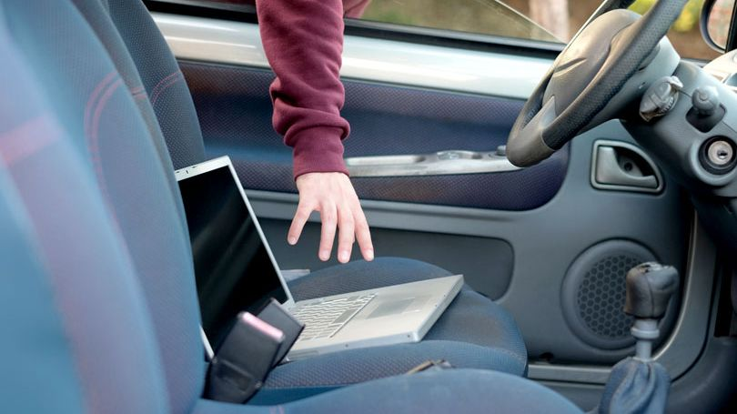 Preventing vehicle theft