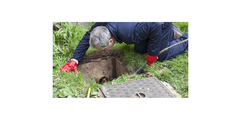 Sewage Back-up in Spring