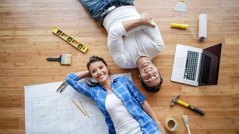 Build a plan for a smart renovation