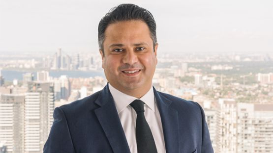 Mazdak Moini, Chief Operating Officer