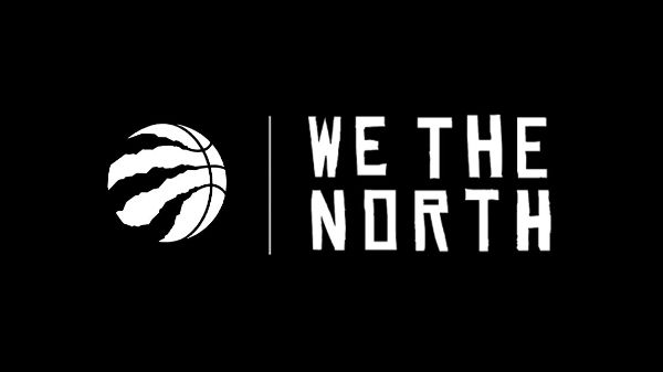 We the North Logo for the Toronto Raptors